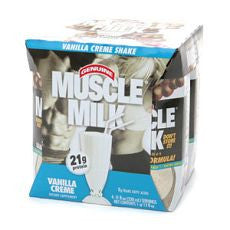 Muscle Milk Shake, Vanilla Creme 11oz - OutpatientMD.com