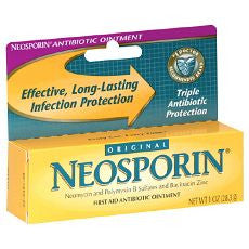 Neosporin Original Antibiotic Ointment 1 oz - OutpatientMD.com
