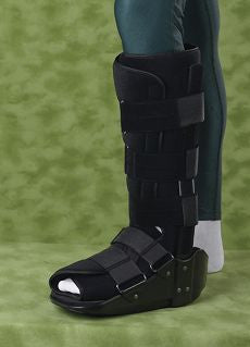 WALKER, SHORT LEG, NONSKID, Medium, 1 EA - OutpatientMD.com