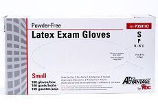 Glove Exam Latex Small