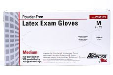 Glove Exam Latex Medium