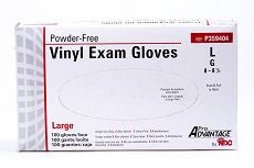 Glove Exam Vinyl Large - OutpatientMD.com
