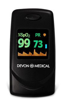 Pulse Oximeter Fingertip PC-60C - OutpatientMD.com