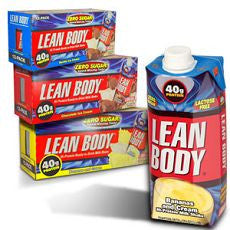 Lean Body Ready-To-Drink Banana 17oz