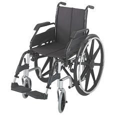 "Wheelchair Sport 18"" with Full Arms"