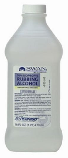Rubbing Alcohol 70% 16oz - OutpatientMD.com