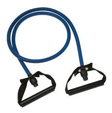 Resistance Band Heavy Blue with Handles - OutpatientMD.com