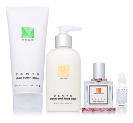 zents spa produkter