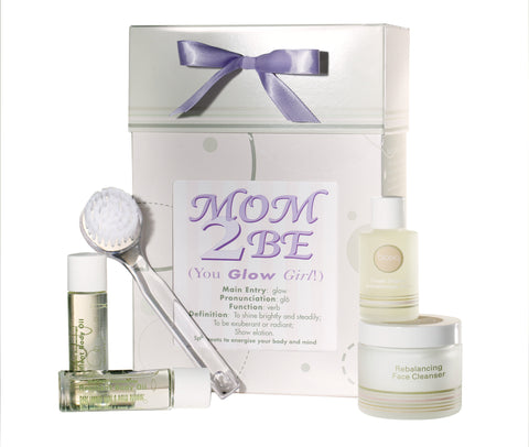 BASQ NYC MOM2BE  Spa Kit