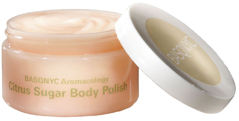 BASQ NYC Citrus Sugar Body Polish