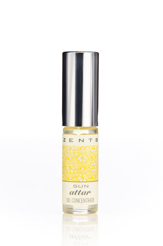 Zents sun attar