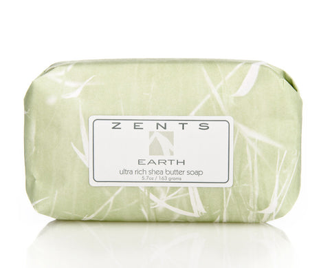 Zents earth soap