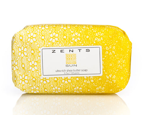 Zents sun soap