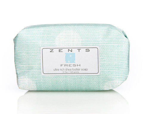 Zents fresh soap