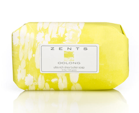 Zents oolong soap