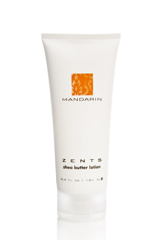Zents mandarin lotion