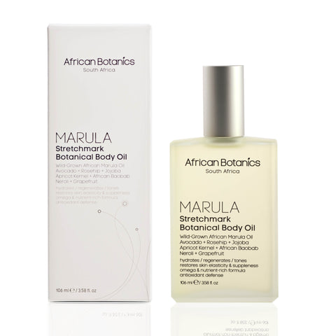 African Botanics Stretch Mark Botanical Body Oil