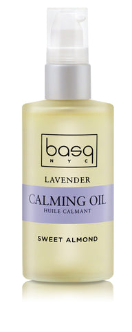 BASQ NYC Lavender Calming Oil