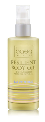 BASQ NYC CALM Lavender Body Oil