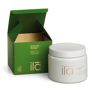 ilā Bath Salts for Cleansing