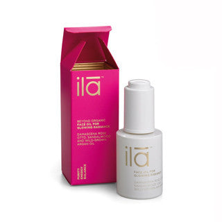 ilā Face Oil for Glowing Radiance