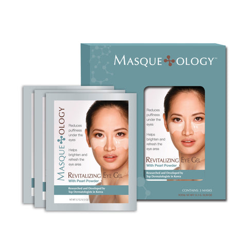 Masqueology Revitalizing Eye Gel