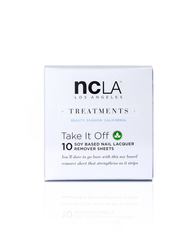 NCLA Take It Off Treatment