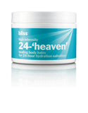Bliss Bath & Body High Intensity 24–'heaven'™ Healing Body Balm For 24–Hour Hydration Salvation