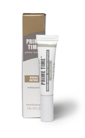 bareMinerals Øyne PRIME TIME PRIMER SHADOW URBAN NATURE