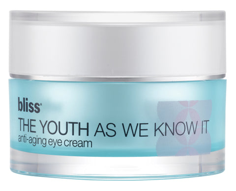 Bliss The Youth As We Know It™ Anti-Aging Eye Cream