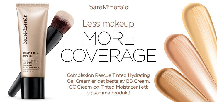 bareMinerals Foundation hos MyBeautyAvenue
