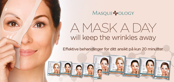 Masqueology hos MyBeautyAvenue