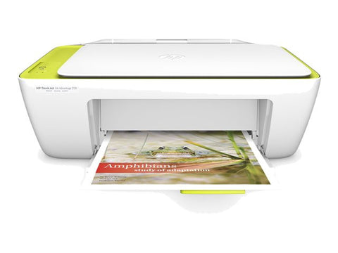 HP Deskjet Ink Advantage 2135 All-in-One - Multifunction printer - color