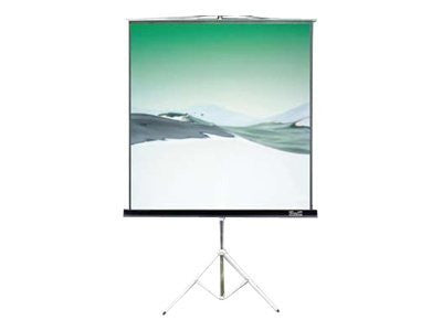 Klip Xtreme KPS-102 - Projection screen with tripod - 86 in ( 218 cm )