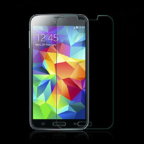 Samsung Galaxy S5 i9600 Clear Tempered Glass Screen Protector