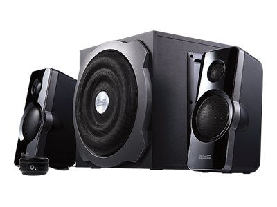 Klip Xtreme KES-390 AcoustixFusion II - Speaker system - for PC