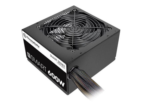 Thermaltake SMART SP-600AH2NKW - Power supply (internal) - ATX12V 2.3