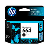 HP - Ink cartridge - Black 664