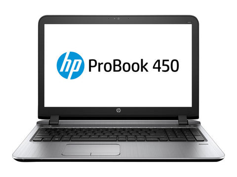 HP ProBook 450 G3 - Core i7 6500U / 2.5 GHz - Win 7 Pro 64-bit