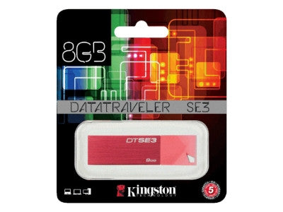 Kingston - USB flash drive - 8 GB