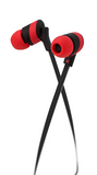 Klip Xtreme KolorBudz KHS-625RD - Earphones - in-ear