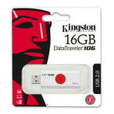 Kingston - 16GB USB 2.0 DT 106