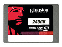 Kingston SSDNow V300 - Solid state drive - 240 GB