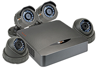 Nexxt Solutions - Xpy8004-KX CCTV - DVR Kit
