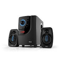 Klip Xtreme KWS-616 - Speaker system 2.1 30W - Wireless