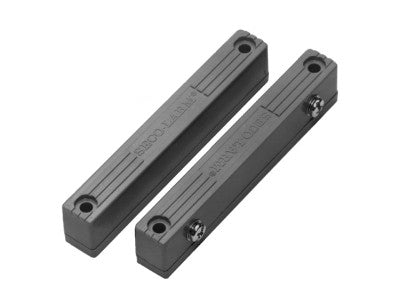 "S-A Surface-Mount N.C. Magnetic Contact with screw terminals. 2¾"" Gap. UL Listed. Gray. Sold in multiples of 10 pc. (price is for 1 pc.)"