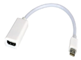 Xtech - DisplayPort adapter - 19 pin HDMI Type A
