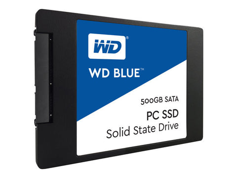 WD Blue PC SSD WDS500G1B0A - Solid state drive - 500 GB