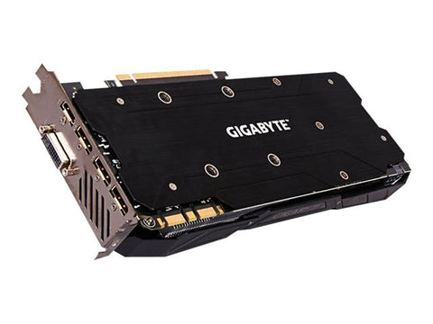 Gigabyte GeForce GTX 1080 G1 Gaming - OC Edition - graphics card