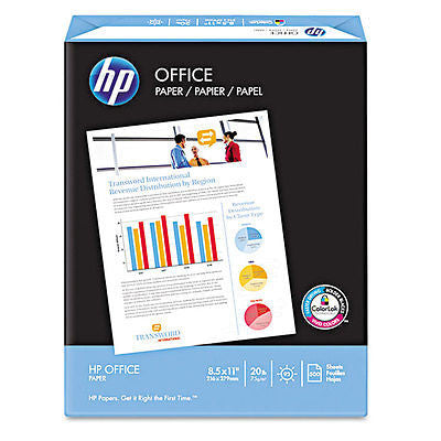 Office Paper, 92 Brightness, 20lb, 8-1/2 x 11, White, 500 Sheets/Ream (Available only in stores)